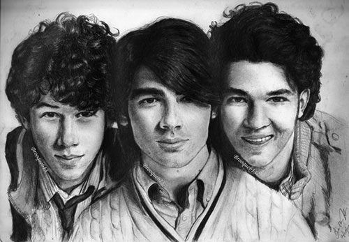 Jonas Brothers FINAL by Brooque613