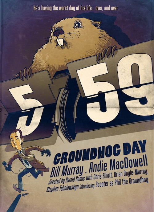 Groundhog Day 6