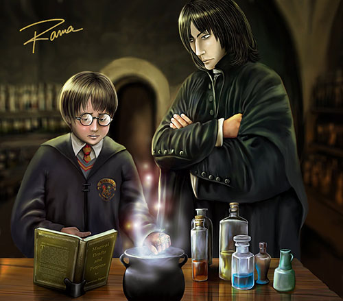 harry snape classroom potion by severussnape-d30m6ub