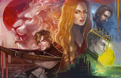 Are the Lannisters actually the heroes of Game of Thrones