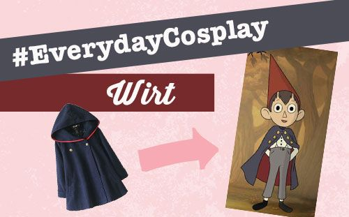 Everyday Cosplay Over The Garden Wall S Wirt Is A Style Icon Worship Fandom