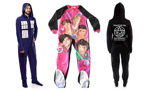 These are the nerdy onesies you dreamed about - Worship The Fandom - 322e39f96