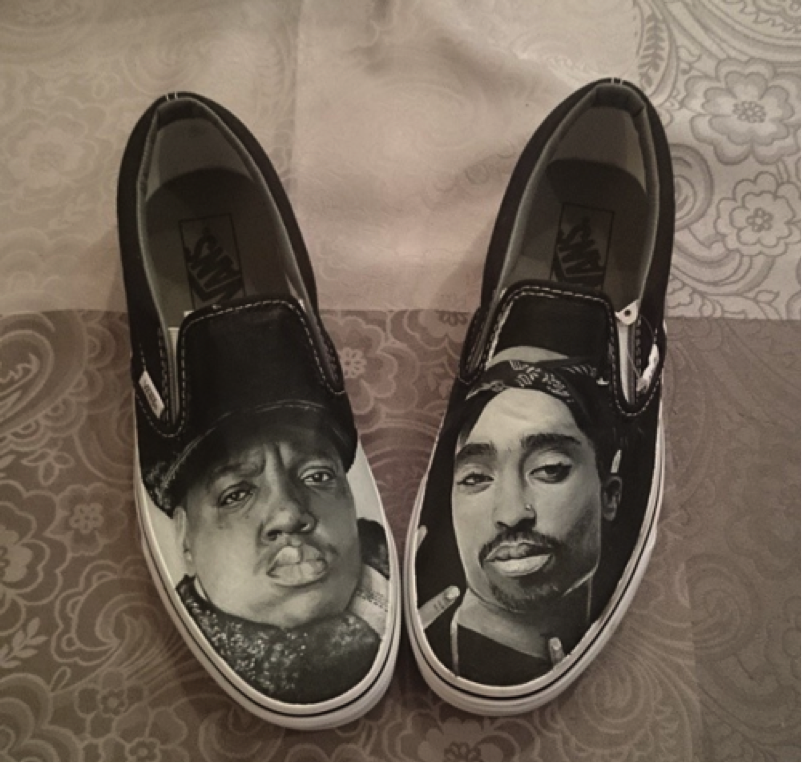 Heres How To Express Your Fandom With Wearable Shoe Art